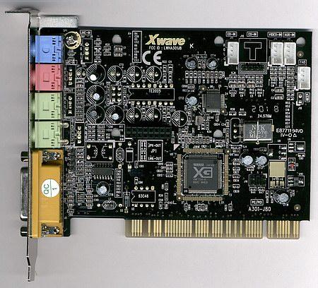 Als4000 sound card